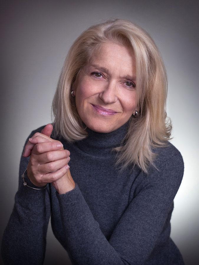 Helen Grain especialista en Mindfulness en madrid. Foto: Jose Pedro Salinas