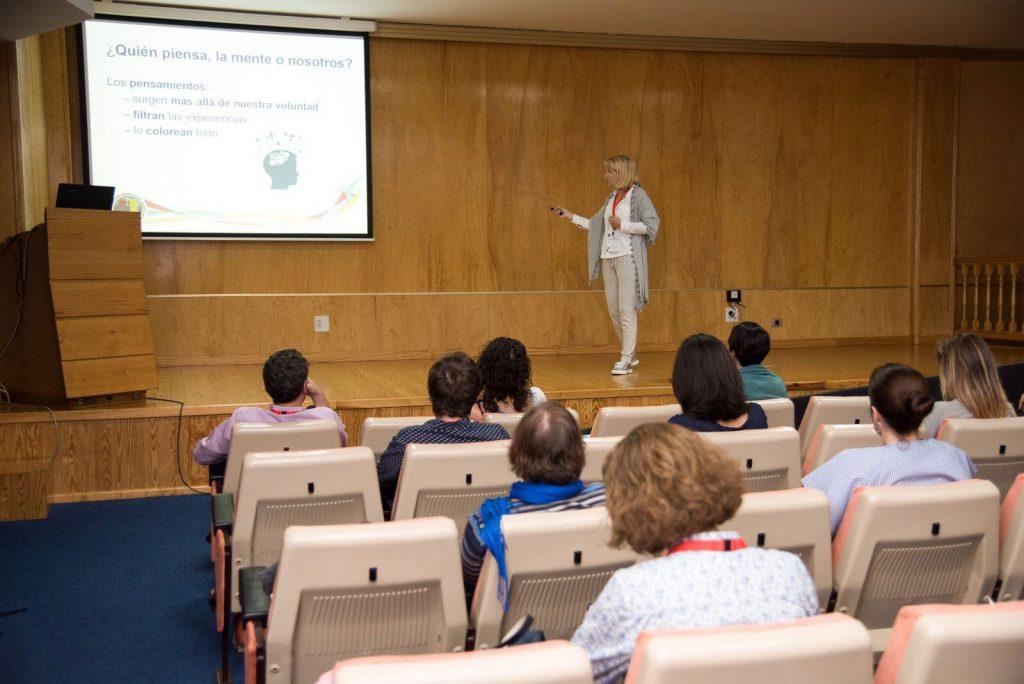 Helen Grain en el Congreso Internacional de Educación Canarias 2017